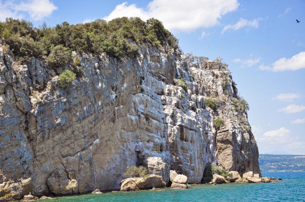 gita capodimonte e isole lago di bolsena