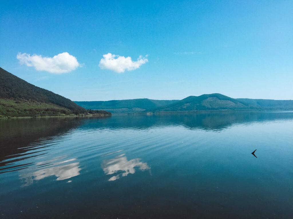 lago di vico turismo lento ed ecosostenibile della tuscia