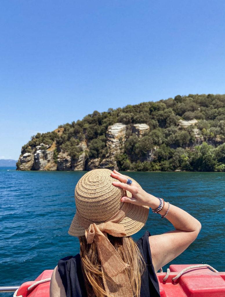 isola martana lago di bolsena